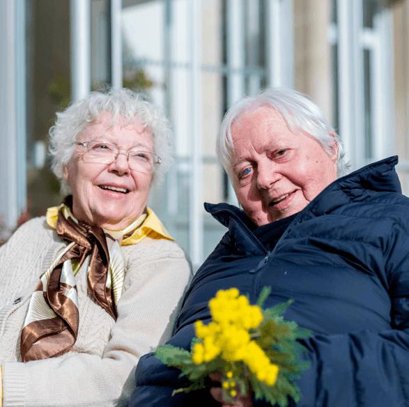 Favoriser l'ouverture d'esprit des seniors avec la rosée